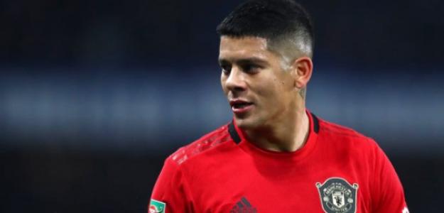 """El futbolista que saldrá de Boca Juniors tras la llegada de Marcos Rojo """"Foto: The Sun"""""""