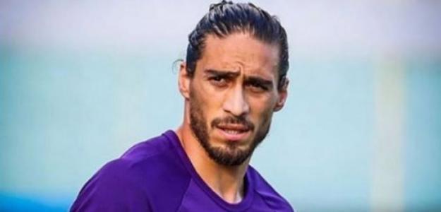 """OFICIAL: Martín Cáceres es nuevo futbolista del Cagliari """"Foto: LegaA"""""""