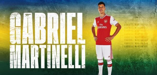 El Arsenal FC ficha a Gabriel Martinelli / Arsenal FC