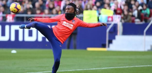 Gelson Martins, traspaso al AS Mónaco desde el Atlético de Madrid / Atlético de Madrid