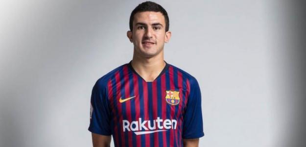 Mateu Morey, el lateral del FC Barcelona que se va al Dortmund (FCB)