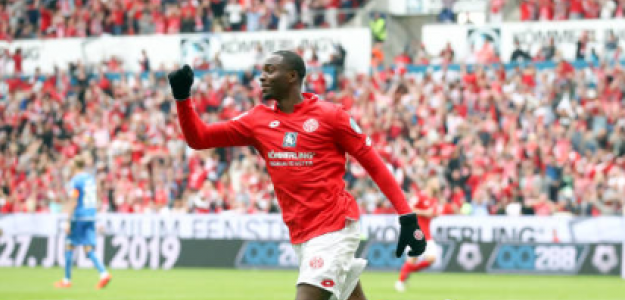 """Atlético y Nápoles sondean a Mateta. Foto: Getty Images"""