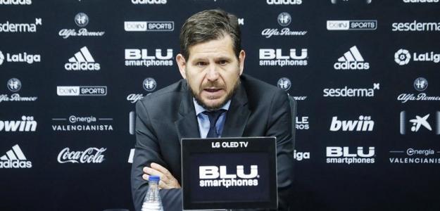 Mateu se queda en el Valencia / Valenciacf.com