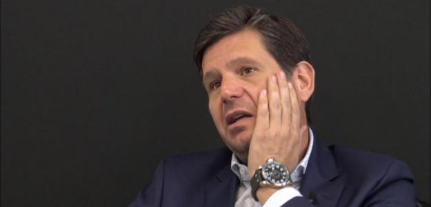 Mateu Alemany, director general del Valencia CF. Foto: Youtube.com
