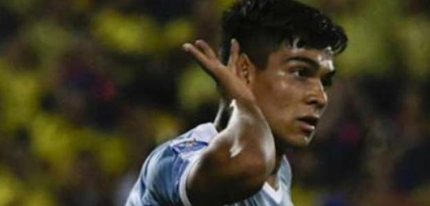 """Matías Arezo, la perla uruguaya por la que negocia el Atlético de Madrid """"Foto: Goal.com"""""""