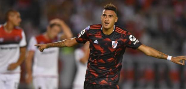 Matías Suárez le declara la guerra a River. Foto: Mundo Deportivo
