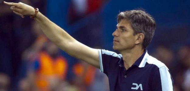 Mauricio Pellegrino, entrenador del Leganés. Foto: Rtve.es