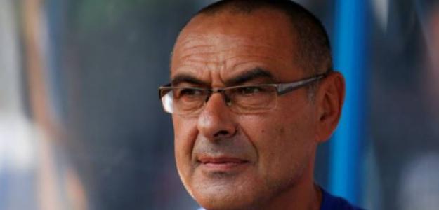 """Maurizio Sarri, el elegido para devolver a la AS Roma a lo más alto del Calcio """"Foto: AS"""""""