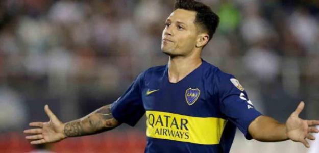"""Las dudas con el destino de Mauro Zárate: ¿seguirá en Boca Juniors? """"Foto: 442"""""""