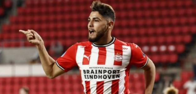 "Maxi Romero, cerca de ser nuevo jugador de Udinese ""Foto: TyC Sports"""