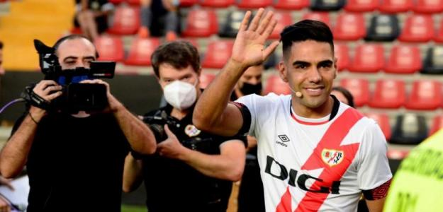El mejor regreso de Radamel Falcao a LaLiga