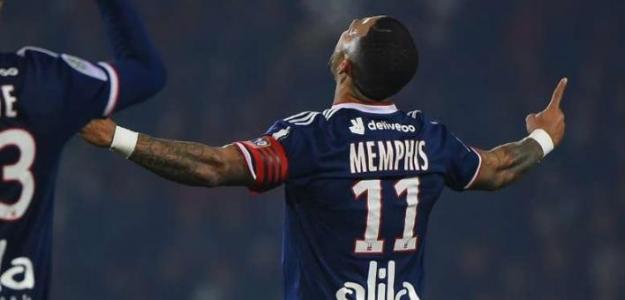 Memphis Depay está convencido de dejar el Olympique de Lyon / Besoccer.com