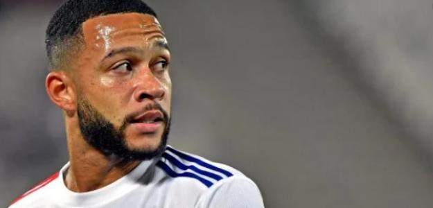 """El Olympique de Lyon ya tiene cerrado al recambio de Memphis Depay """"Foto: Fichajes.com"""""""