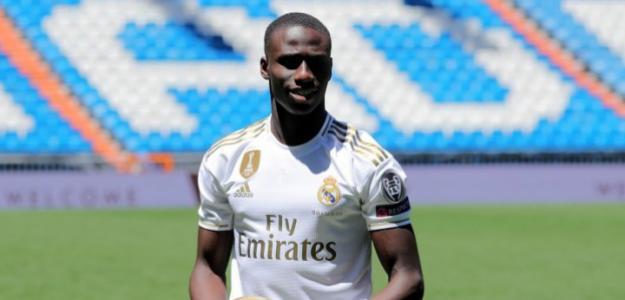 Mendy le gana a Marcelo la carrera por la titularidad en el Madrid