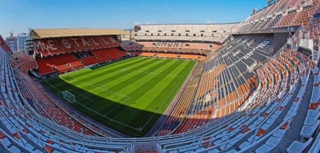 Mestalla: inmejorable lugar para empezar la temporada