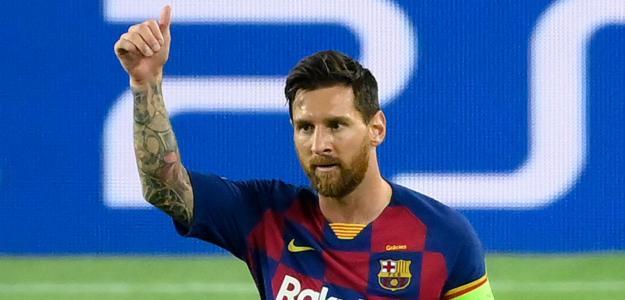 Hora de cerrar bocas, Messi