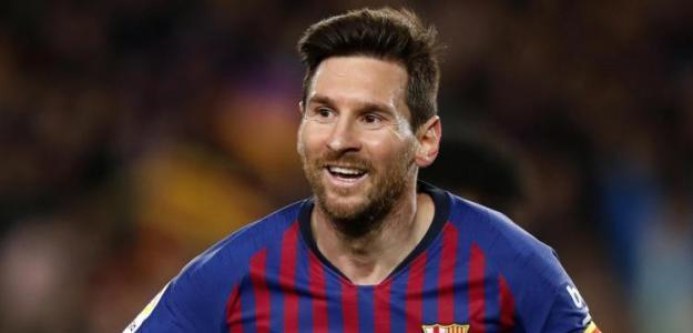 Messi abre la puerta a su renovación con el Barça / FCBarcelona.es