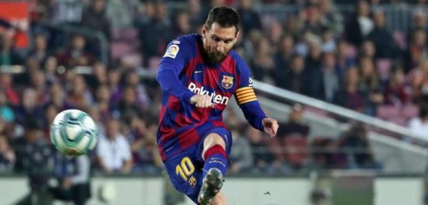 Messi apurará su renovación con el Barcelona / cuatro.com