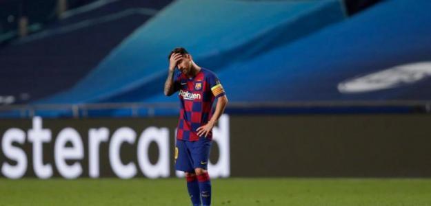¿Último partido de Messi en el Barça?