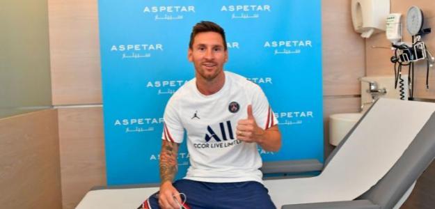 Los dos retos de Lionel Messi en el PSG