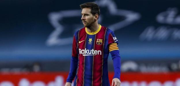 Lionel Messi ya piensa en el PSG