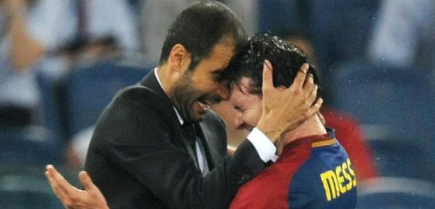 Messi y Guardiola, ¿podrían reencontrarse?