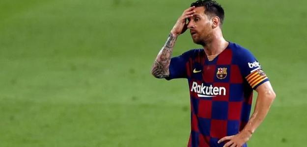 """El motivo por el que Leo Messi no renovará con el FC Barcelona """"Foto: Marca"""""""