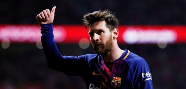 Primera oferta de renovación a Messi: este es el plan del argentino. Foto: t13.cl