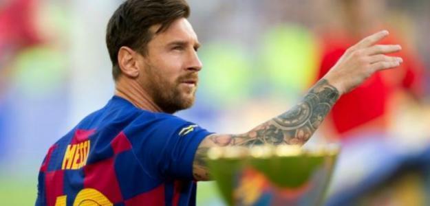 "OFICIAL: Leo Messi no seguirá en el FC Barcelona ""Foto: Sport"""