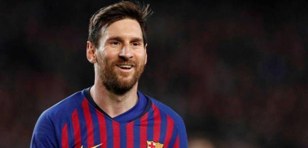 Messi ya piensa en su retirada / Rtve.es