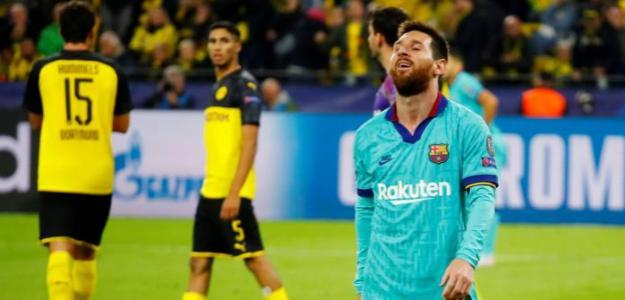 Vuelven los problemas entre el Barcelona y Leo Messi