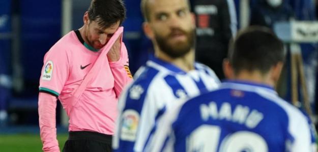 Arriba ese ánimo, Messi, que Setién exageraba...
