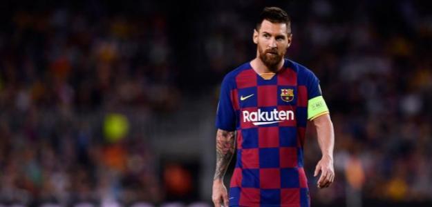 El Inter de Milán no renuncia a Leo Messi