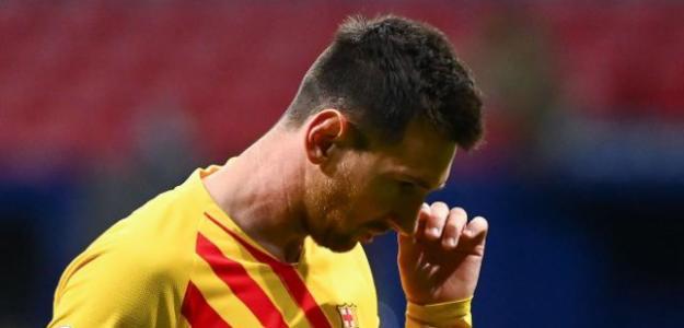 Messi, 'agotado', no viajará a Kiev