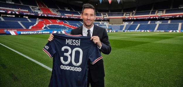 Las cifras reales del fichaje de Messi por el París Saint Germain