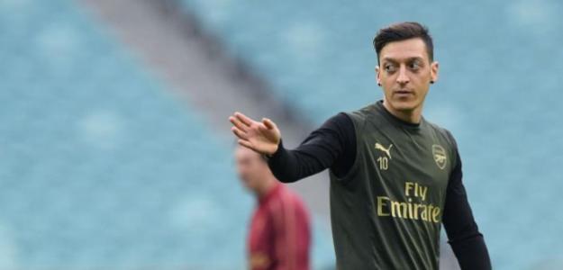 Un equipo de la MLS pone sus ojos en Mesut Özil. FOTO: ARSENAL