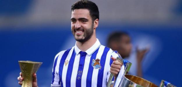 El Atlético se lanzará con todo a por Merino este próximo verano. Foto: Marca