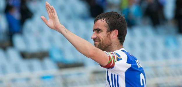 Mikel González.Foto: Real Sociedad
