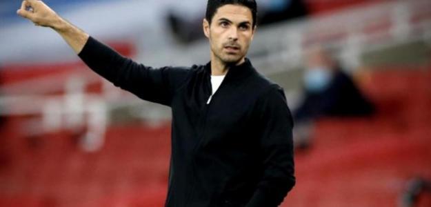 Arsenal: Los tres fichajes que pide Mikel Arteta