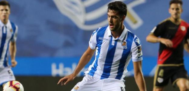 La resurrección deportiva de Mikel Merino en la Real Sociedad