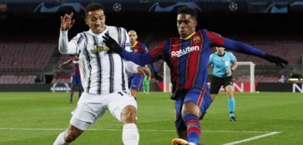 El Milan insiste en Júnior Firpo. Foto: La Razón