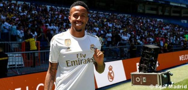 Militao comienza a convencer en el Real Madrid / RealMadrid.com