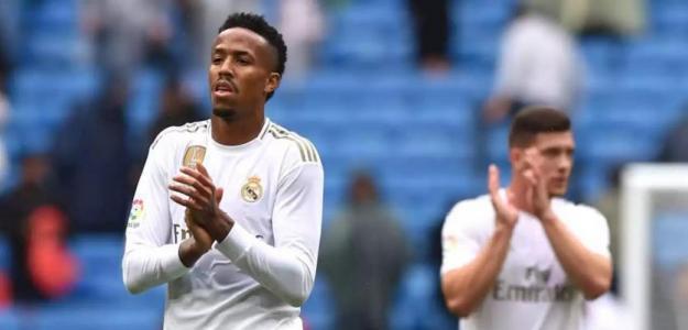 Éder Militao, sentenciado en el Real Madrid