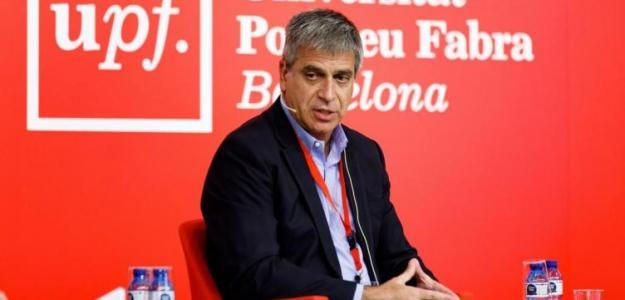 El FC Barcelona hace oficial la dimisión de Jordi Mestre (FCB)