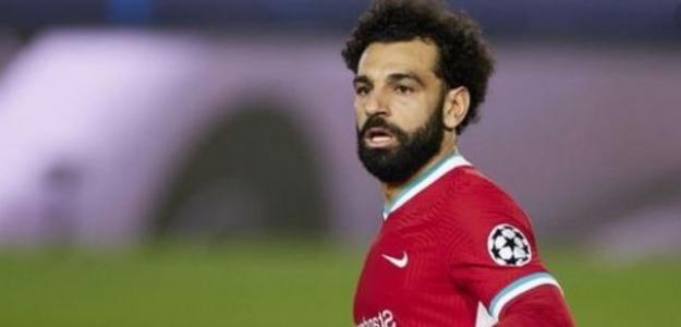 "Los 5 recambios que maneja el Liverpool para Mo Salah ""Foto: The Sun"""