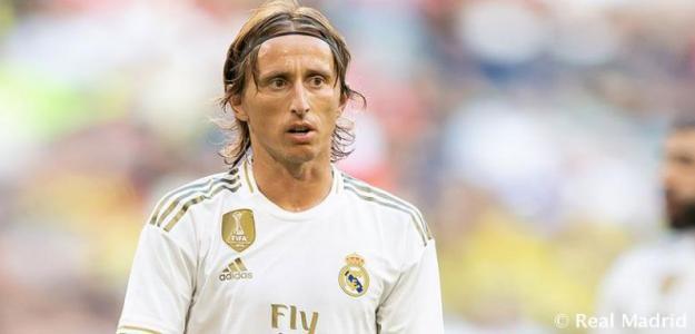 Modric se ha ganado continuar en el Real Madrid / Realmadrid.com