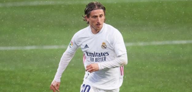 Modric ya ha firmado su renovación con el Real Madrid