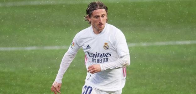El Madrid hace oficial la renovación de Luka Modric