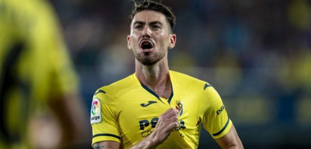 La felicidad de Moi Gómez tras su regreso triunfal a Villarreal