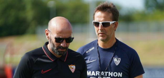 5 delanteros libres que podría fichar el Sevilla. Foto: Nervión